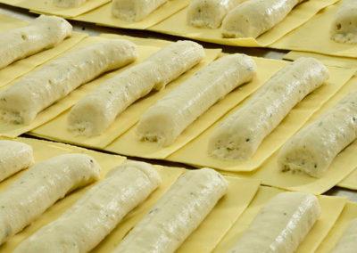 Cannelloni di Formaggio